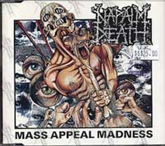 NAPALM DEATH - Mass Appeal Madness - 1