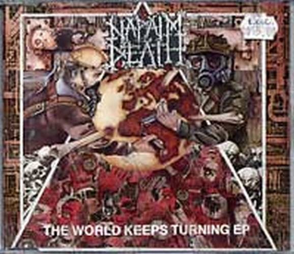 NAPALM DEATH - The World Keeps Turning EP - 1