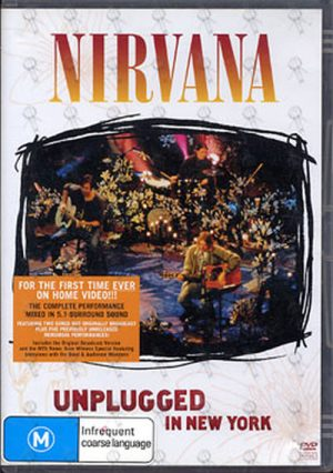 NIRVANA - Unplugged In New York - 1