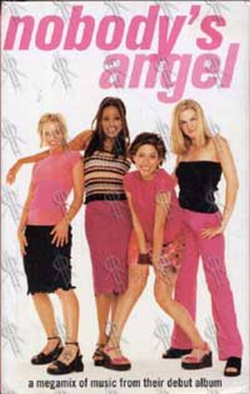 NOBODY'S ANGEL - Angels In The Mix - 1