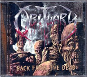 OBITUARY - Back From The Dead - 1