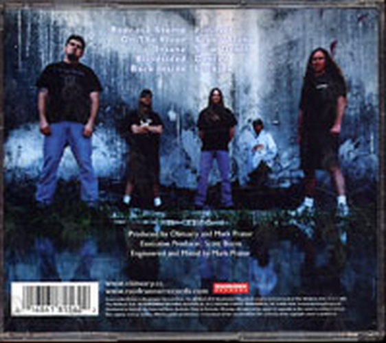 OBITUARY - Frozen In Time - 2