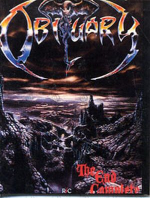 OBITUARY - 'The End Complete' Sticker - 1
