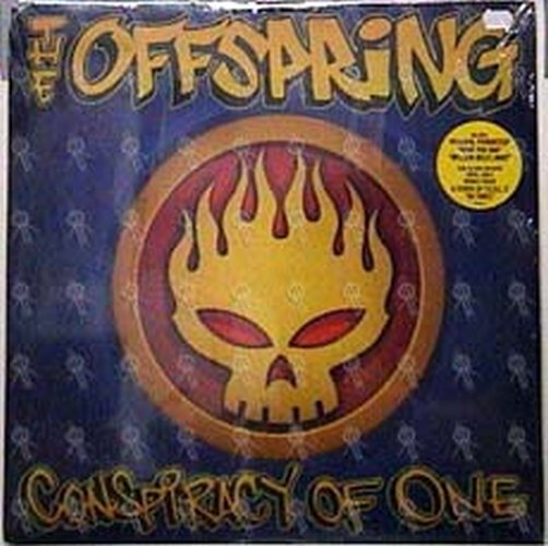 OFFSPRING-- THE - Conspiracy Of One - 1