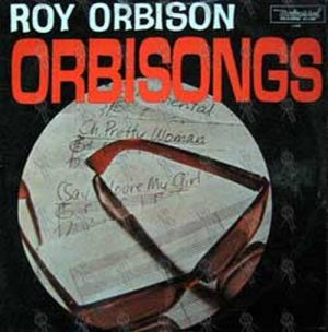 ORBISON-- ROY - Orbisongs - 1