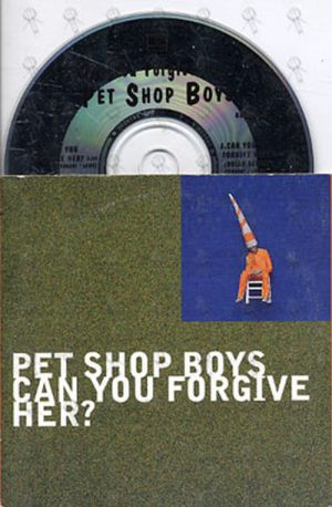 PET SHOP BOYS - Can You Forgive Her? - 1