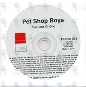 PET SHOP BOYS - Exclusive Radio Special: Live In Brazil At The Metropolitan In Rio - 1