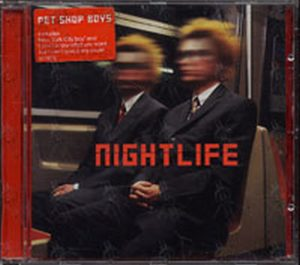 PET SHOP BOYS - Nightlife - 1