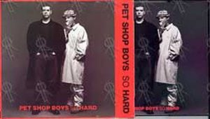 PET SHOP BOYS - So Hard - 1
