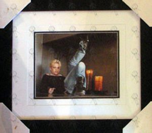 PINK - Custom Framed 'Candle' 8 x 10 Photograph - 1