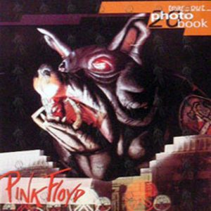 PINK FLOYD - A Tear-Out Photo Book - 1