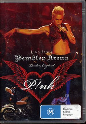 PINK - Live From Wembley Arena - 1