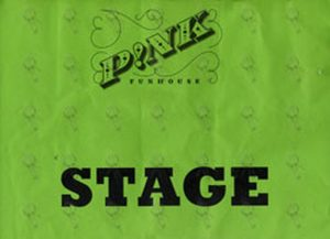 PINK - 'Stage' Sign - 1