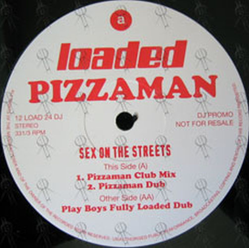 PIZZAMAN - Sex On The Streets - 3