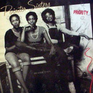POINTER SISTERS - Priority - 1