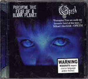 PORCUPINE TREE - Fear Of A Blank Planet - 1