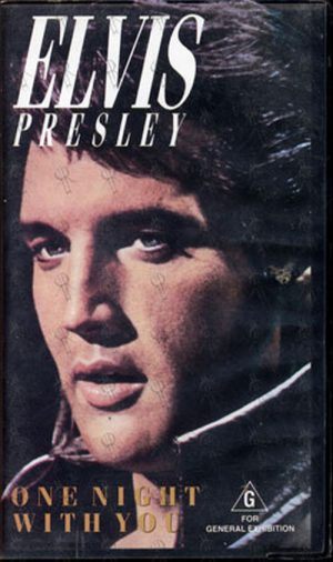PRESLEY-- ELVIS - One Night With You - 1