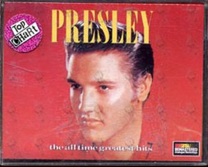 PRESLEY-- ELVIS - The All Time Greatest Hits - 1