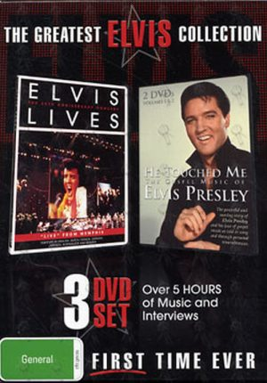 PRESLEY-- ELVIS - The Greatest Elvis Collection - 1