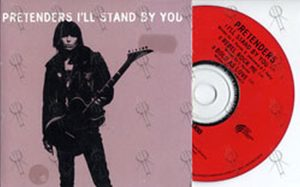 PRETENDERS-- THE - I'll Stand By You - 1
