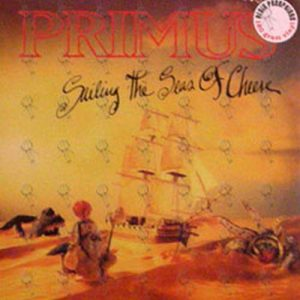PRIMUS - Sailing The Seas Of Cheese - 1