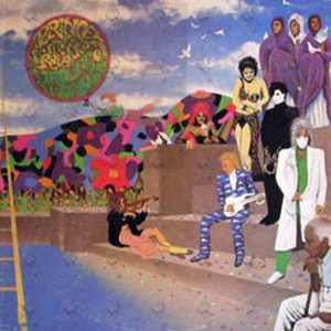PRINCE AND THE REVOLUTION - Around The World In A Day - 1