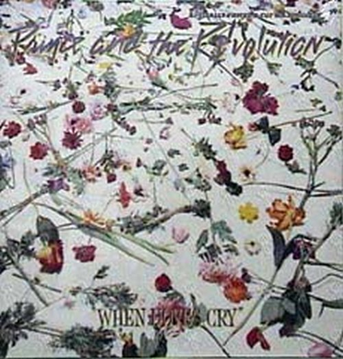 PRINCE AND THE REVOLUTION - When Doves Cry - 1