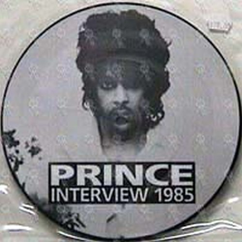 PRINCE - Interview Picture Disc - 1