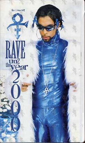 PRINCE - Rave Un2 The Year 2000 - 1