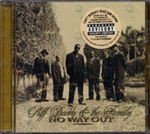 PUFF DADDY AND THE FAMILY - No Way Out - 1