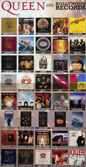 QUEEN - Double-Sided
