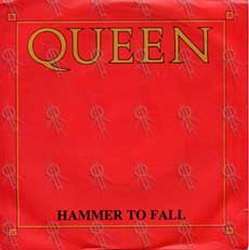 QUEEN - Hammer To Fall - 1