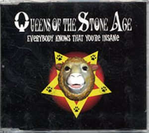 QUEENS OF THE STONE AGE - Everybody Knows That You're Insane - 1