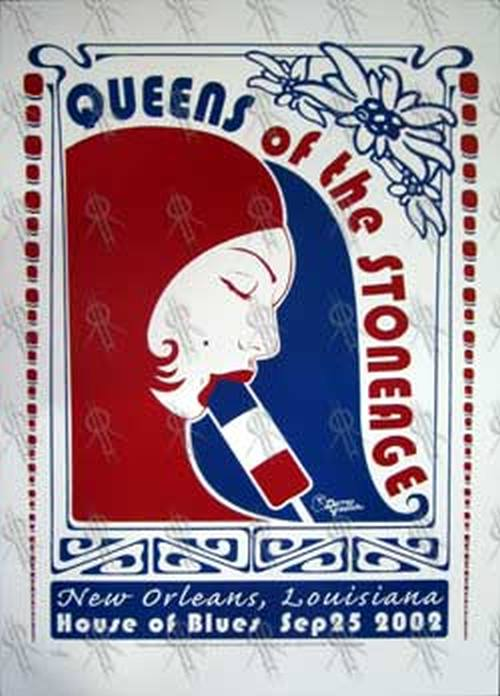 QUEENS OF THE STONE AGE - House Of Blues