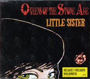 QUEENS OF THE STONE AGE - Little Sister - 1
