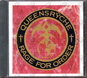 QUEENSRYCHE - Rage For Order - 1