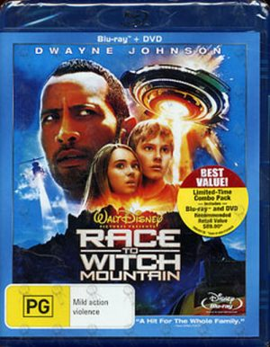 RACE TO WITCH MOUNTAIN - Race To Witch Mountain - 1