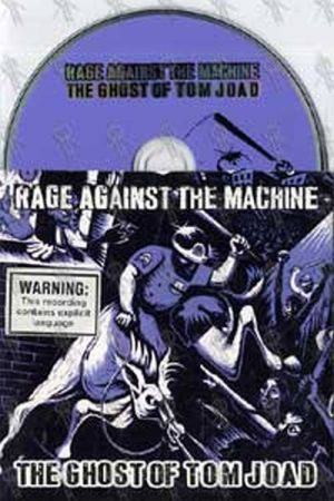RAGE AGAINST THE MACHINE - The Ghost Of Tom Joad - 1