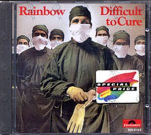 RAINBOW - Difficult To Cure - 1