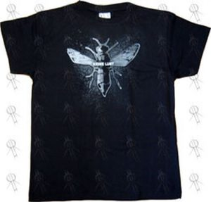 RAMMSTEIN - Black 'Keine Lust Fly' Design Girls T-Shirt - 1