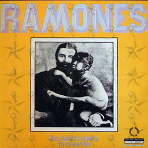RAMONES - Somebody Put Something In My Drink / Can't Say Anything Nice - 2