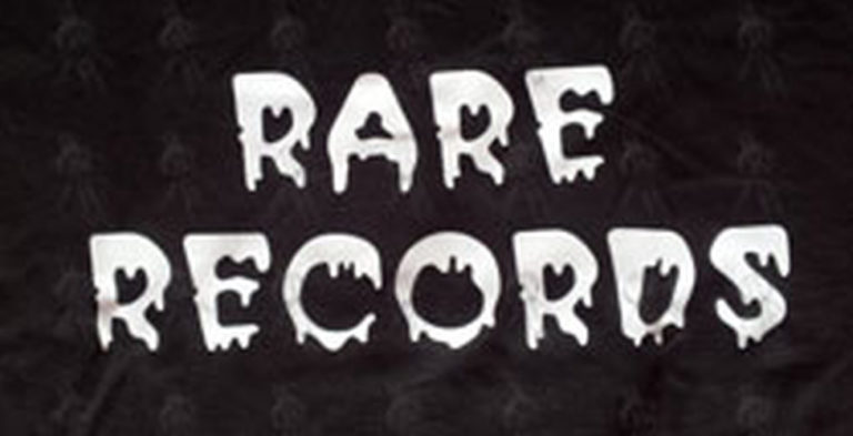 RARE RECORDS - Limited Edition Black With White Logo T-Shirt - 2