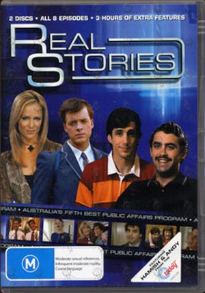 REAL STORIES - Real Stories - 1