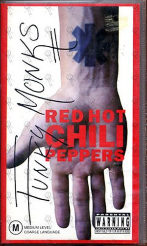 RED HOT CHILI PEPPERS - Funky Monks - 1