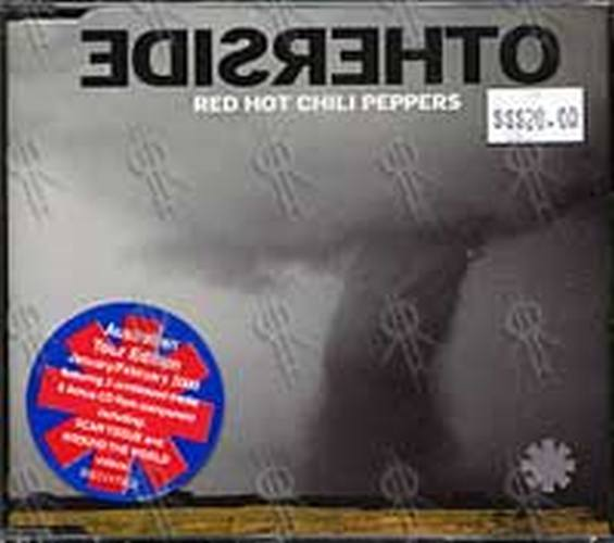 RED HOT CHILI PEPPERS - Otherside - 1
