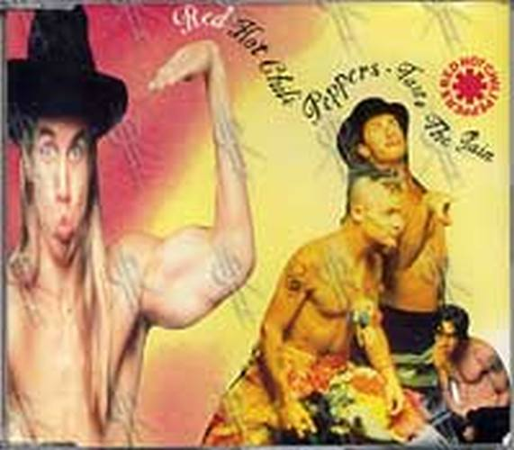 RED HOT CHILI PEPPERS - Taste The Pain - 1