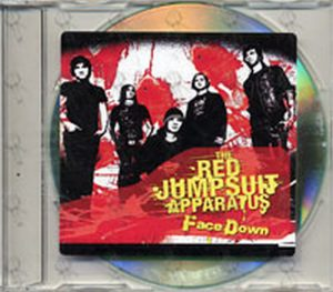 RED JUMPSUIT APPARATUS-- THE - Face Down - 1