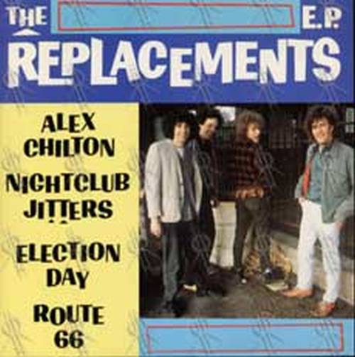 REPLACEMENTS-- THE - Alex Chilton - 1