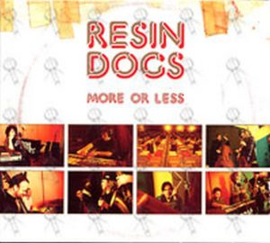 RESIN DOGS - More Or Less - 1