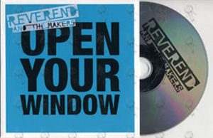 REVEREND AND THE MAKERS - Open Your Window - 1